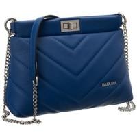 Tassen Dames Handtassen kort hengsel Badura 81620 Bleu