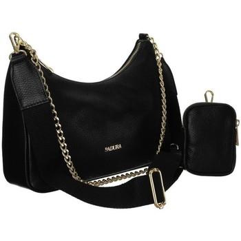 Tassen Dames Handtassen kort hengsel Badura 85100 Noir