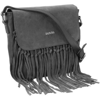 Tassen Dames Handtassen kort hengsel Badura 98310 Gris