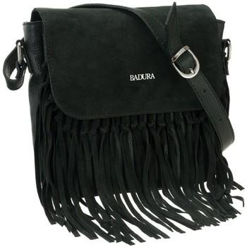 Tassen Dames Handtassen kort hengsel Badura TD186ZICD Noir