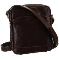 Tassen Handtassen kort hengsel Badura 99020 Marron