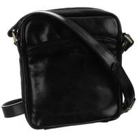 Tassen Handtassen kort hengsel Badura 99030 Noir