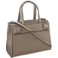 Tassen Dames Handtassen kort hengsel Badura 84400 Beige