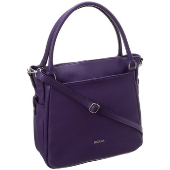 Tassen Dames Handtassen kort hengsel Badura 84060 Violet