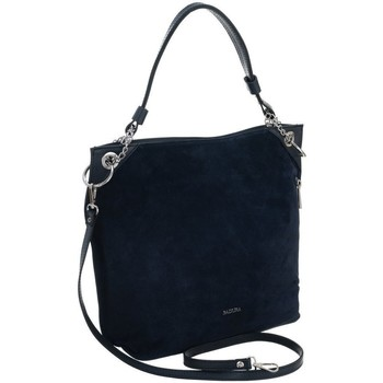 Tassen Dames Handtassen kort hengsel Badura 98690 Bleu marine