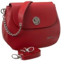 Tassen Dames Handtassen kort hengsel Badura 84790 Rouge