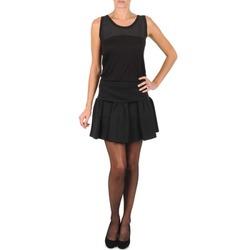 Textiel Dames Rokken Manoush JUPE MERINGUE Zwart