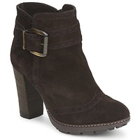 Schoenen Dames Enkellaarzen Tosca Blu CLAUDIE BOTTINE Brown