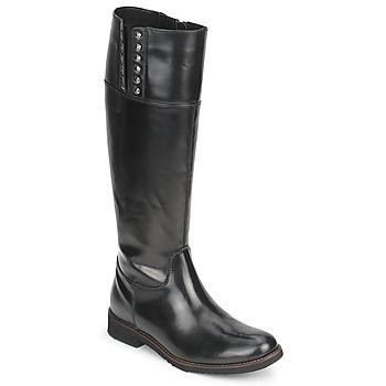 Schoenen Dames Hoge laarzen Tosca Blu ALINE BOTTE Zwart