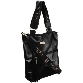 Tassen Dames Handtassen lang hengsel Badura 116720 Noir