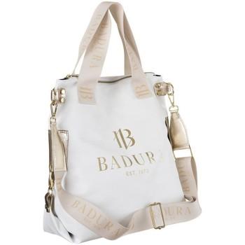 Tassen Dames Handtassen kort hengsel Badura TD147BIZŁCD Blanc