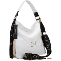 Tassen Dames Handtassen kort hengsel Badura 128160 Blanc