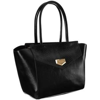 Tassen Dames Handtassen kort hengsel Monnari 124640 Noir