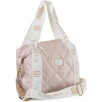 Tassen Dames Handtassen kort hengsel Badura 123250 Rose