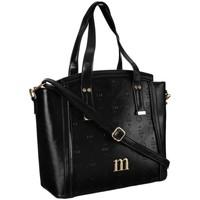 Tassen Dames Handtassen kort hengsel Monnari 124700 Noir