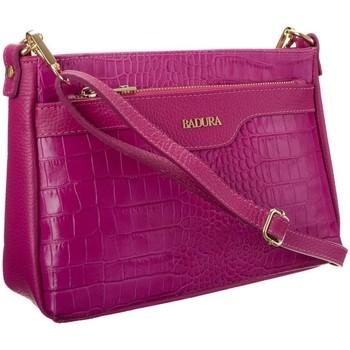 Tassen Dames Handtassen kort hengsel Badura TD221ROCD Rose