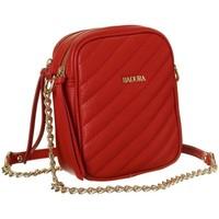 Tassen Dames Handtassen kort hengsel Badura 108470 Rouge