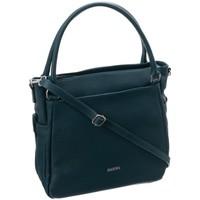 Tassen Dames Handtassen kort hengsel Badura 84070 Turquoise