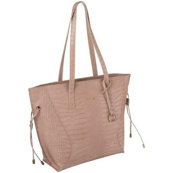 Tassen Dames Handtassen kort hengsel Badura 109210 Rose