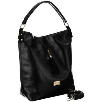 Tassen Dames Handtassen kort hengsel Badura 126130 Noir