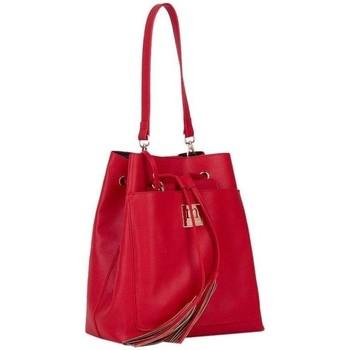 Tassen Dames Handtassen kort hengsel Monnari 113060 Rouge