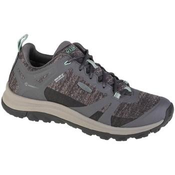 Schoenen Dames Lage sneakers Keen Terradora II WP Gris