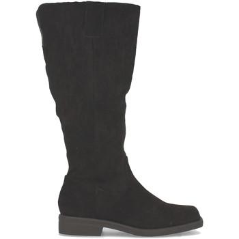 Schoenen Dames Hoge laarzen Buonarotti 2A-1498 Negro