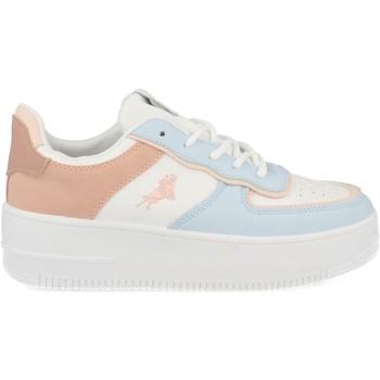 Schoenen Dames Lage sneakers Buonarotti N2CD-1525 Azul