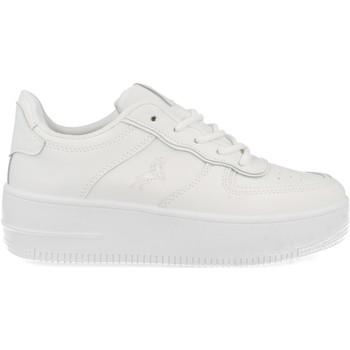 Schoenen Dames Lage sneakers Buonarotti N2CD-1525 Blanco