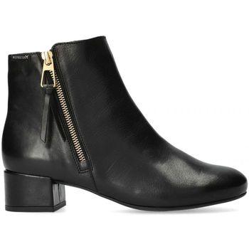 Schoenen Dames Enkellaarzen Mephisto BERISA Zwart
