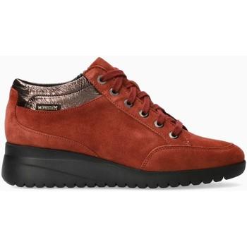 Schoenen Dames Sneakers Mephisto IANIE Orange