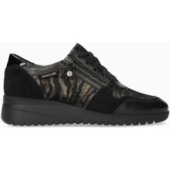 Schoenen Dames Sneakers Mephisto IASMINA Zwart