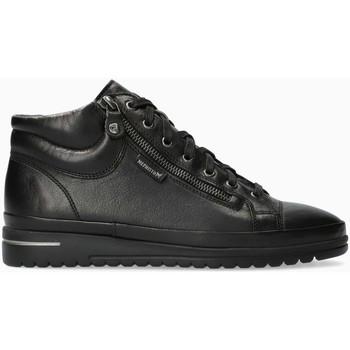 Schoenen Dames Hoge sneakers Mephisto JULIE Zwart