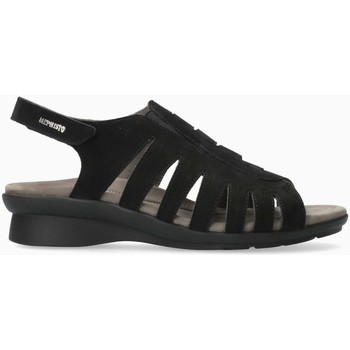 Schoenen Dames Sandalen / Open schoenen Mephisto PRALINE Zwart
