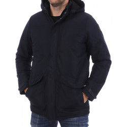 Textiel Heren Mantel jassen TBS  Blauw