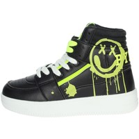 Schoenen Kinderen Hoge sneakers Pyrex PYK80408 Black