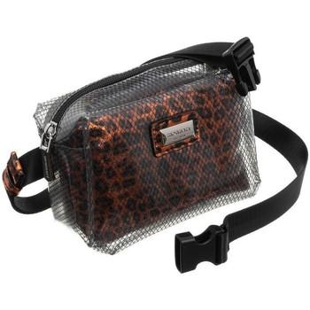 Tassen Dames Handtassen kort hengsel Monnari BAG2950M03 Noir, Marron