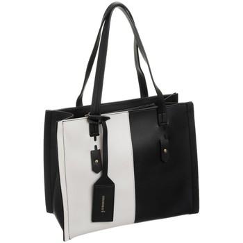 Tassen Dames Handtassen kort hengsel Monnari 73420 Blanc, Noir