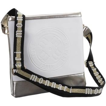 Tassen Dames Handtassen kort hengsel Monnari 119210 Blanc