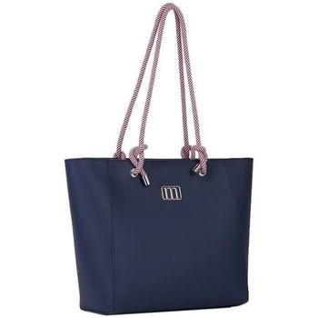 Tassen Dames Handtassen kort hengsel Monnari 113270 Bleu marine