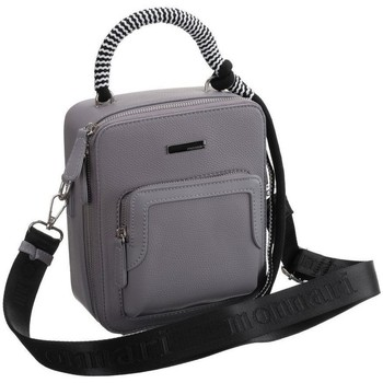 Tassen Dames Handtassen kort hengsel Monnari BAG0040019 JZ20 Gris