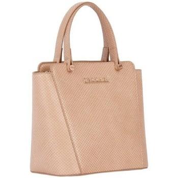 Tassen Dames Handtassen kort hengsel Monnari 113240 Beige