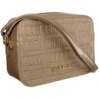 Tassen Dames Handtassen kort hengsel Monnari 117800 Beige