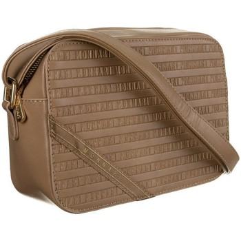 Tassen Dames Handtassen kort hengsel Monnari 117850 Beige
