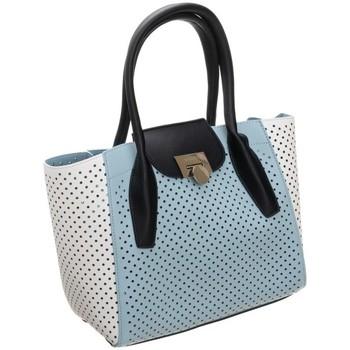 Tassen Dames Handtassen kort hengsel Monnari BAG2260012 Blanc, Bleu