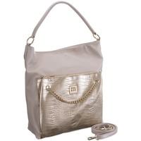 Tassen Dames Handtassen kort hengsel Monnari BAG1190015 Beige