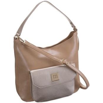Tassen Dames Handtassen kort hengsel Monnari BAG1200015 Beige