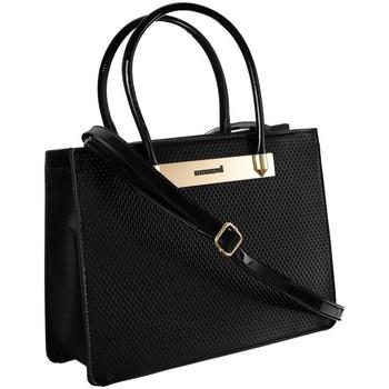 Tassen Dames Handtassen kort hengsel Monnari 124580 Noir