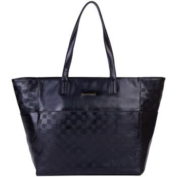 Tassen Dames Handtassen kort hengsel Monnari 122810 Bleu marine