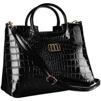 Tassen Dames Handtassen kort hengsel Monnari 125740 Noir